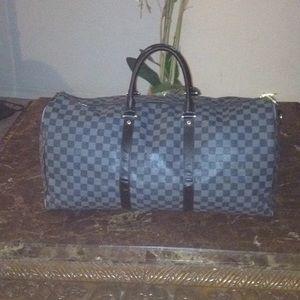 100% Authentic Louis Viutton Travel Bag